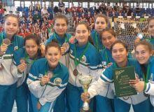 Гандболисты Узбекистана стали призерами международного турнира