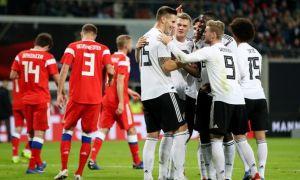 Германия – Россия 3:0 (видео)