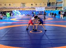 В Чирчике стартовало первенство страны по спортивной борьбе
