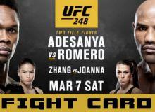 Адесанья - Ромеро баҳси бўладиган UFC 248 турнирининг промо-ролигини кўринг! (Видео)
