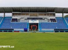 Қўқондаги стадион очилиш ўйинига тайёрми? (Фото)