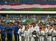 Фоторепортаж: В Ташкенте отметили Международный олимпийский день