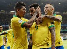 Бразилия - Аргентина 2:0 (видео)