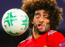 """Манчестер Юнайтед"" Феллайни билан шартномани узайтиради"