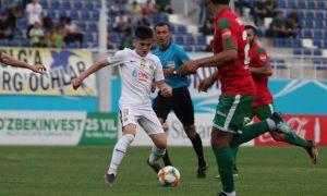 Full Match. FC Lokomotiv vs FC Bunyodkor