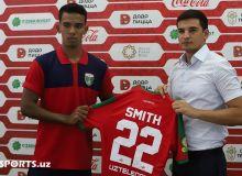 Transfer News. Median Smith backs to FC Kizilkum from FC Lokomotiv