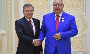 Алишер Усманов выделил Узбекистану 20 миллион долларов на борьбу с коронавирусом