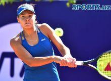Сабина Шарипова - в четвертьфинале турнира «W15 Shymkent»
