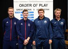 Кубок Дэвиса: Сборная Узбекистана сегодня сыграет против Великобритании