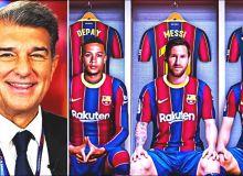 «Барселона»да нималар бўляпти? Трансферлар ортида қандай мақсад яширин?