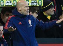 """""""Арсенал"""" бош мураббийи Юнгберг: Адашмасам, 2 бор юрак хуружига дуч келдим!"""