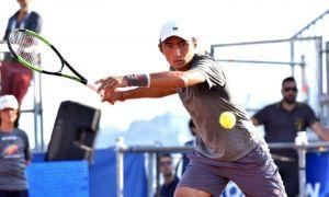 Теннис. Ҳумоюн Султонов Чехиядаги турнир ғолибига айланди
