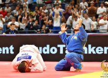 Дзюдо Гран-присида бугун 4 та медаль қўлга киритдик