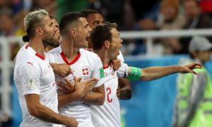 Швейцария терма жамоасига ғалаба келтирган икки футболчи ФИФА томонидан жазоланиши мумкин, сабаби... (ФОТО)