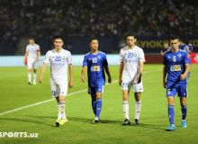 FC Pakhtakor down FC Nasaf to book a place in the 2019 Uzbekistan Cup final