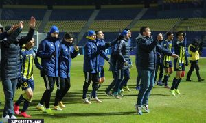 FC Pakhtakor extend the record with 13th Uzbek League title