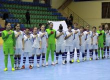 "Вторая победа на ""CAFA U-19 Girl´s Futsal Championship 2020""."
