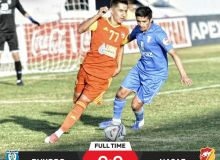 Match Highlights. FC Bukhara 0-0 FC Nasaf