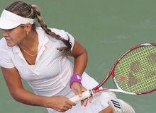 Сабина Шарипова вышла в четвертьфинал турнира в Фергане