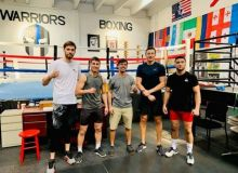Mardonov and Meliboev to make pro debut on January 29. The opponents are known.