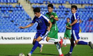 Match Highlights. Turkmenistan 0-2 Uzbekistan