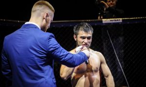 Uzbek MMA fighter achieved impressive victory