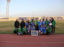 Кубок Узбекистана в 10-й раз уехал в Карши!