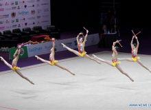 Malayziyada badiiy gimnastika bo'yicha Osiyo chempionati muvaffaqiyatli o'tmoqda