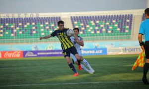 FC Pakhtakor fail to secure their top place in League table