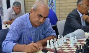 Шахмат: Фахрийлар ўртасида Ўзбекистон чемпионати старт олди