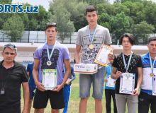 Определились победители открытого чемпионата республики по лёгкой атлетике (Фото)