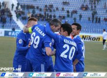 FC Nasaf earn a 2-0 victory over FC Neftchi in Karshi