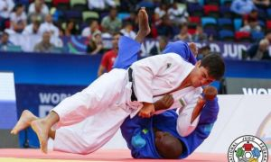 Uzbek judokas to kick off their 2020 Dusseldorf Grand Slam today
