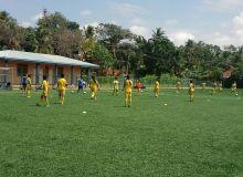 Фотообзор тренировочного процесса женской сборной Узбекистана U-16