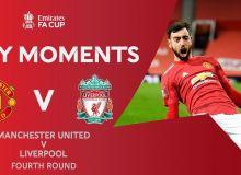 """""""Ливерпуль"""" """"Олд Траффорд""""да """"Манчестер Юнайтед""""га имкониятни бой берди (видео)"""