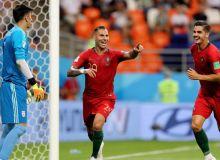 ФИФА Португалия - Эрон учрашувининг энг яхши футболчисини аниқлади