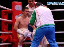 Uzbekistan Boxing Championship semifinal pairings completed