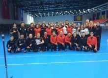 Лучники Узбекистана продолжают активную подготовку к лицензионному сезону в Турции