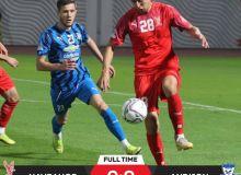 Match Highlights. FC Navbahor 0-0 FC Andijan