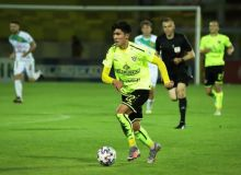 Jasur Yakhshiboev strengthens his bid to earn Belarus Premier League Top scorer award