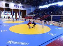 Молодые самбисты Узбекистана успешно участвуют в чемпионате мира