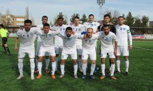 ФК «Динамо» одержал победу в товарищеском матче с крупным счётом