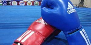 Uzbekistan's 19-year-old Javlonbek Yuldashev makes his debut with a gold at the Chyrchyk International Boxing Tournament