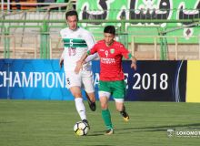 FC Lokomotiv receive a 2-0 defeat from Zobahan FC