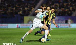 Match Highlights. FC Pakhtakor 3-0 FC Sogdiana