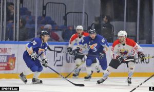 Photo Gallery. HC Humo 4-2 Tseng Tou