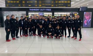 Uzbek boxers leave for the 2019 ASBC Asian Confederation Elite Boxing Championships