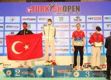 """Наш таэквондист завоевал золотую медаль на турнире """"Turkish Open"""""""