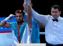 Olympic champion Fazliddin Gaibnazarov to return in December