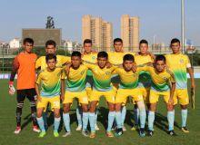 Сборная Узбекистана U-14 потерпела поражение от Японии